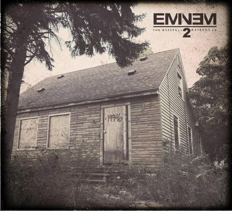 Eminem – The Marshall Mathers LP 2 (Recensione)