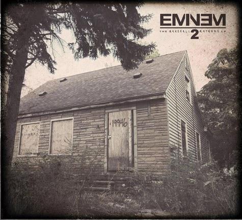 Eminem – The Marshall Mathers LP 2 (Recensione)