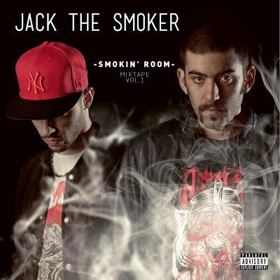Jack The Smoker – Smokin' Room Mixtape Vol. I (Recensione)