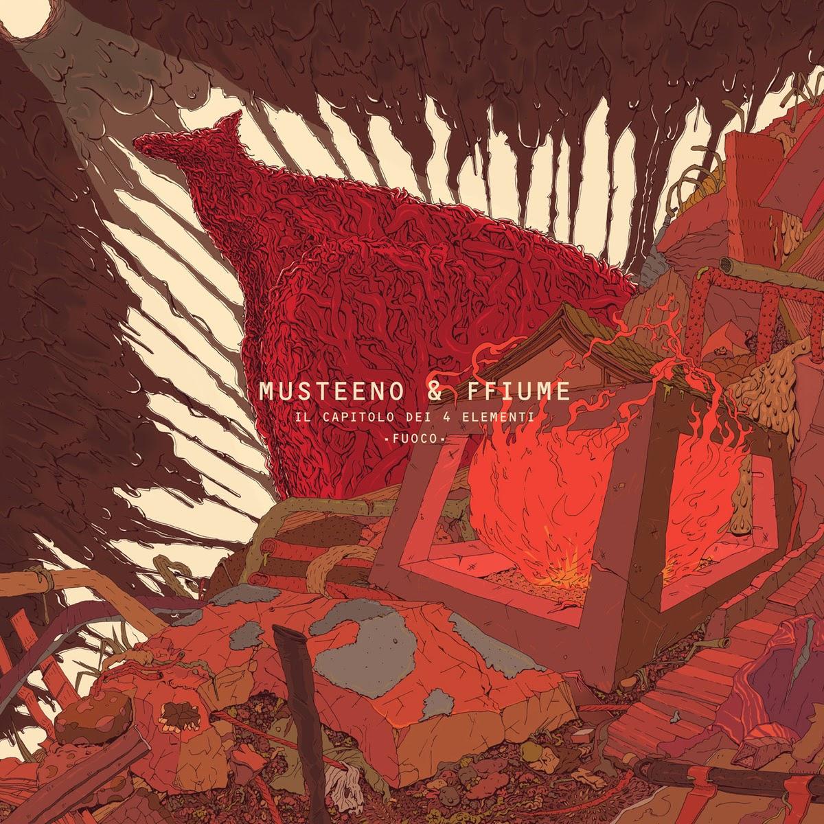 Musteeno & Ffiume – Il Capitolo Dei Quattro Elementi: Fuoco (Recensione)