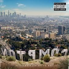"""Ecco il nuovo, attesissimo album di Dr.dre: """"Compton""""."""