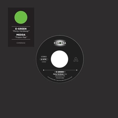 """Medda ed E-Green fuori con un nuovo lavoro per l'etichetta """"Com Era"""" di Bassi Maestro"""