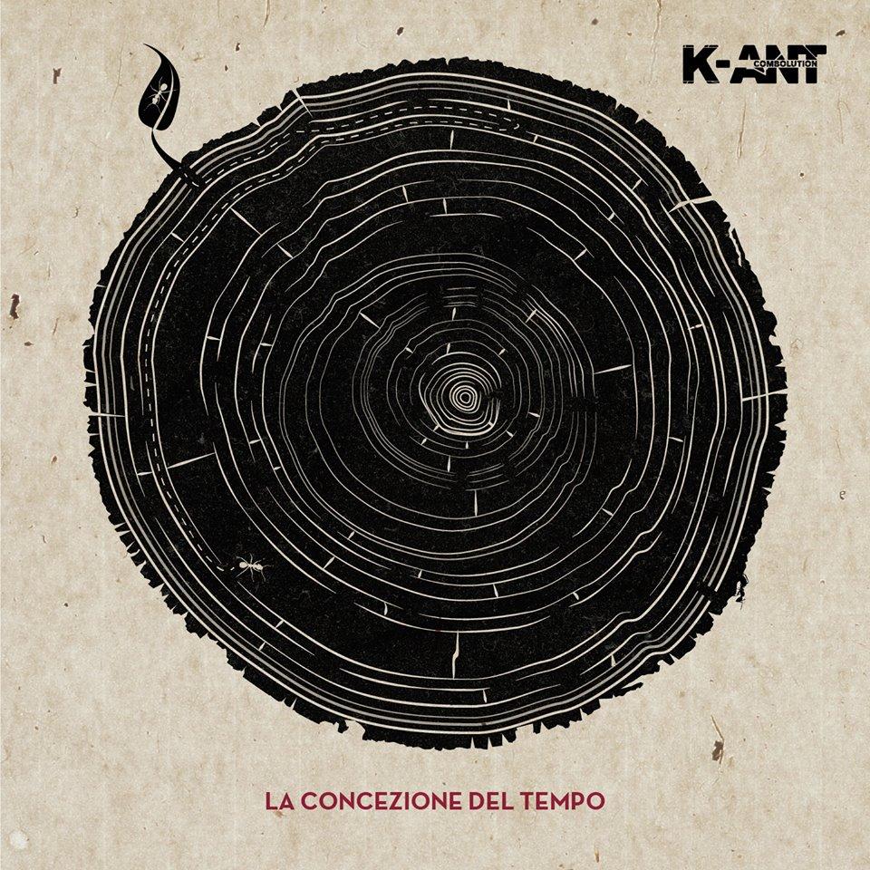 """I K-Ant Combolution sono fuori con  """"La Concezione del Tempo""""!"""