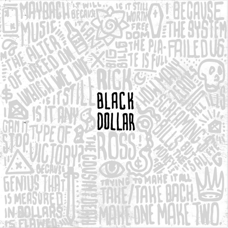 "Rick Ross rilascia a sorpresa il nuovo mixtape ""Black Dollar"" in Free Download"