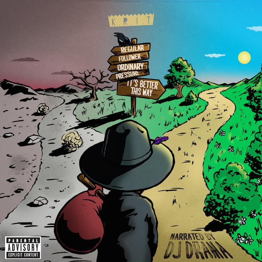 """It's Better This Way"" il nuovo Mixtape di BIG K.R.I.T è uscito a sorpresa."