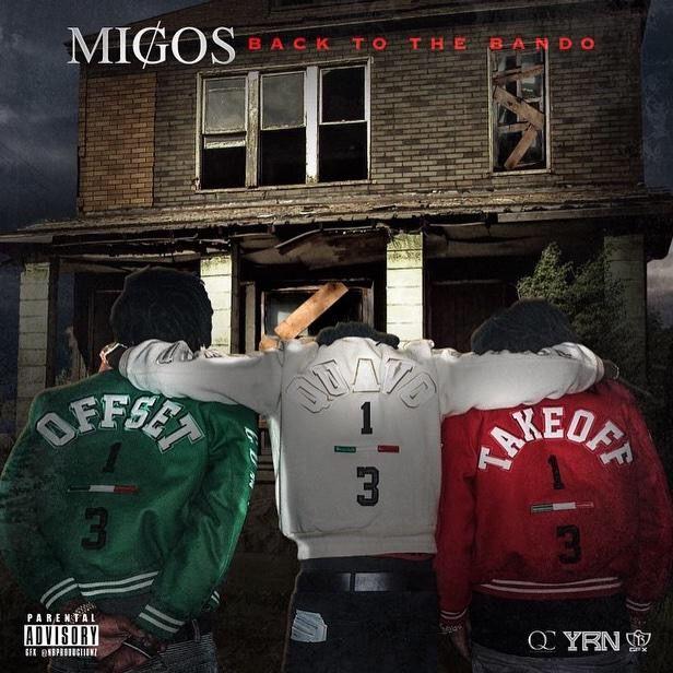 """Dopo l'album ufficiale, i Migos pubblicano """"Back to the Bando"""" in Free Download"""