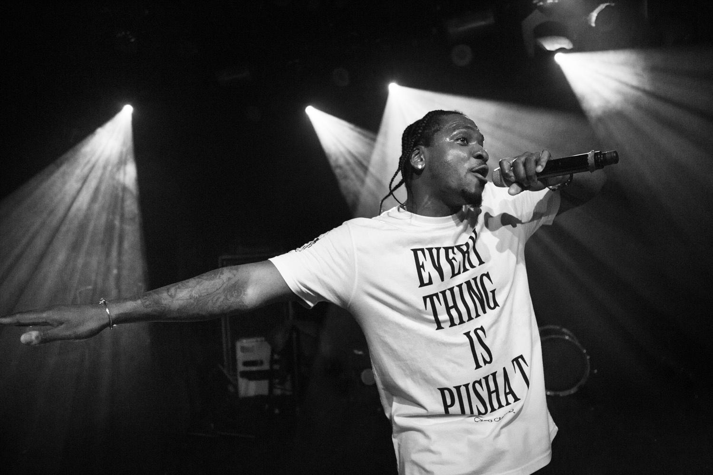 G.O.O.D Music ha un nuovo presidente: Pusha T