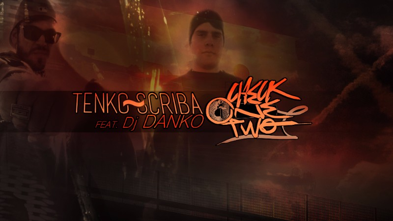 "Tenko e Scriba con il nuovo video ""Check one two""!"