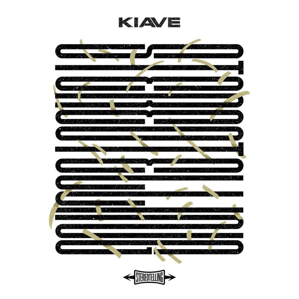"""Pre-order per """"StereoTelling"""" di Kiave in uscita il 22 gennaio!"""