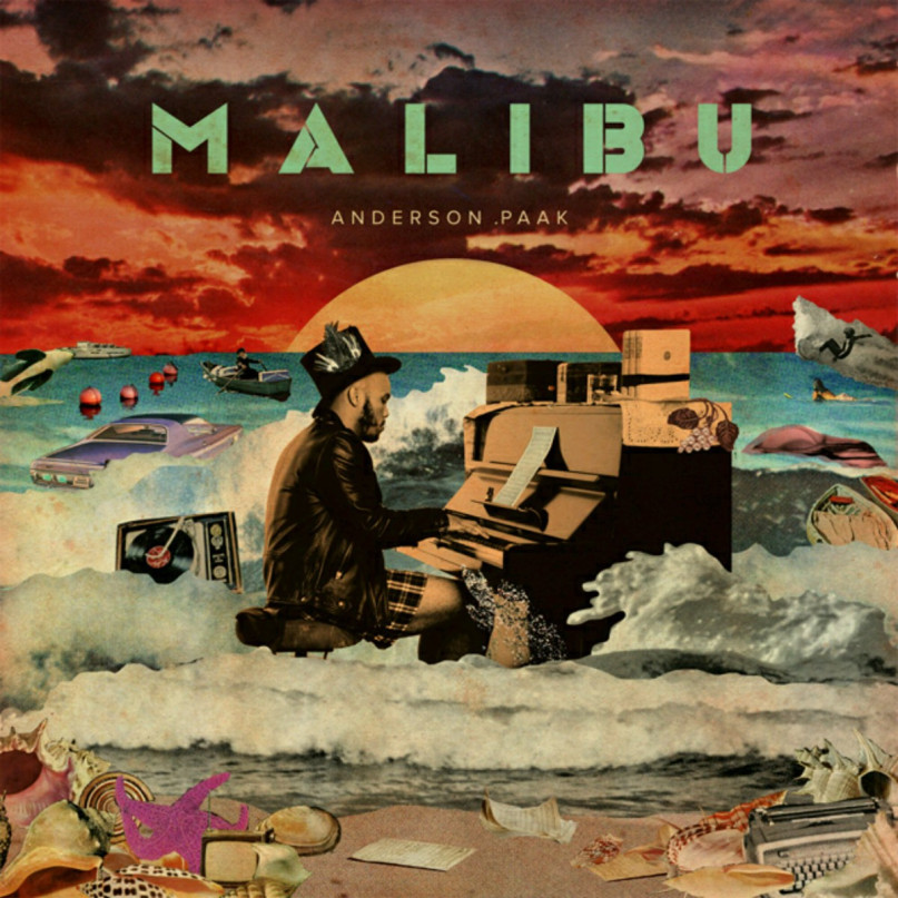 Anderson Paak – Malibu (Recensione)
