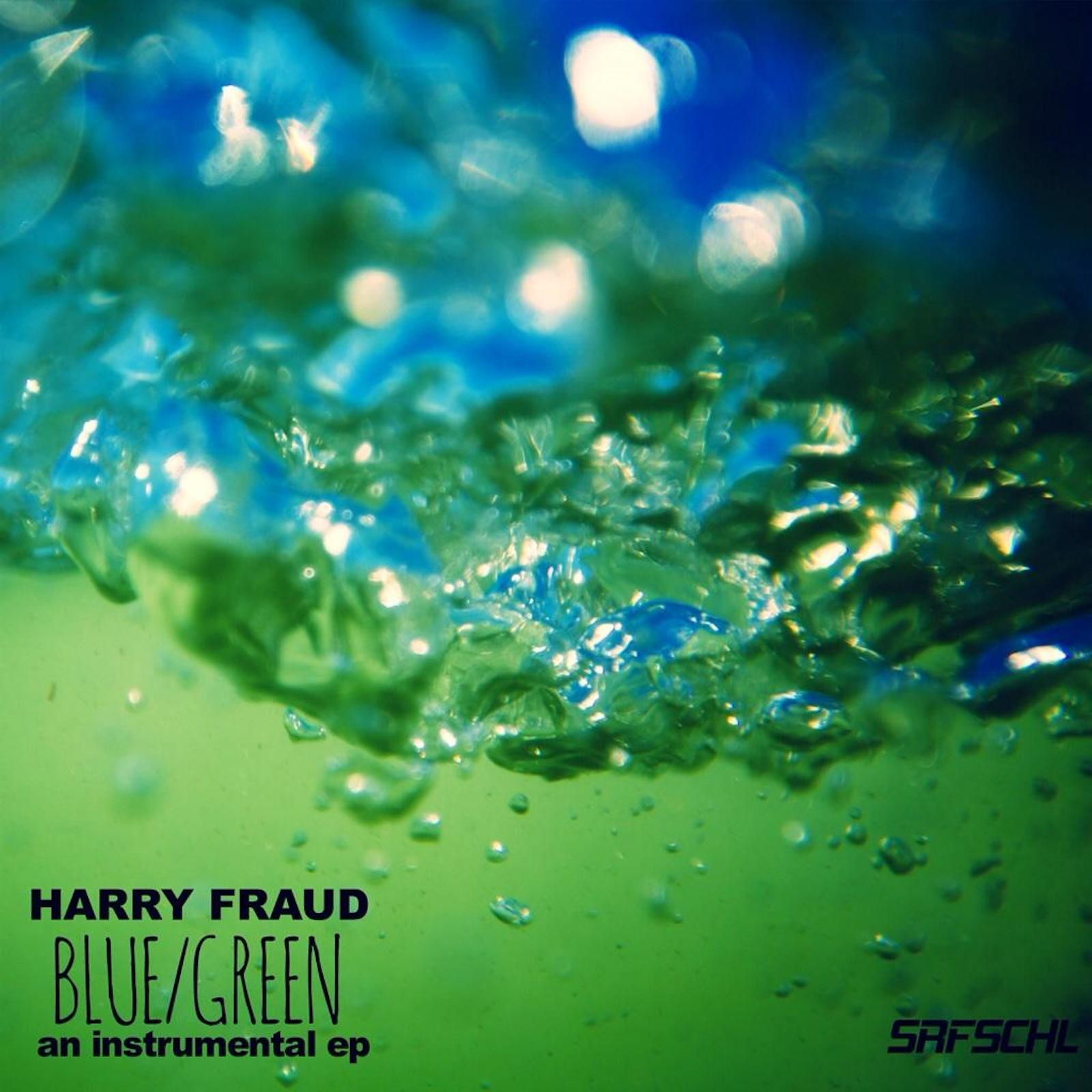 Harry Fraud – Blue Green (Recensione)