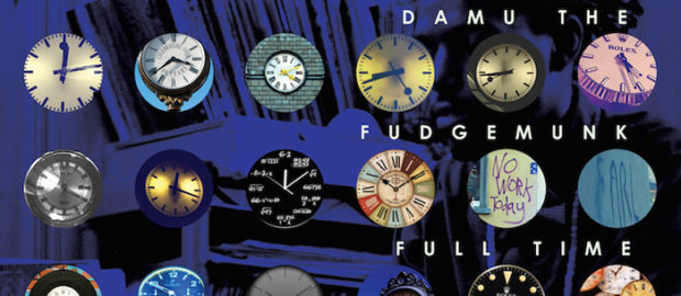 Damu the fudgemunk – Full Time (Recensione)