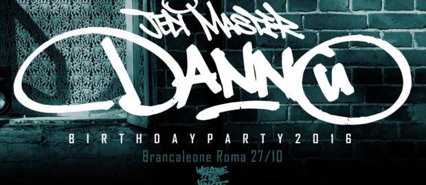 Jedi Master Danno Birthday Party | 27 ottobre 16