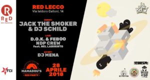 28 Aprile 2018 – Mamadou's Red Party 9