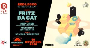 Mamadou's Red Party 12| 10 Novembre 2018